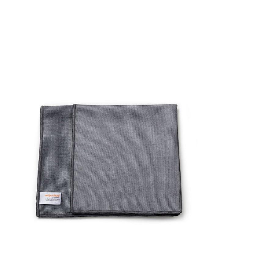 Hochglanz-Polier-Tuch zur universellen Reinigung von Glas-, Spiegel- und Fensterflächen sowie Edelstahl- und Möbeloberflächen