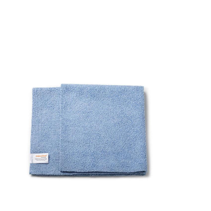 Nass-, Feucht- und Trocken-Reinigungs-Tuch aus Mikromatrix-Fasern zur universellen Reinigung verschmutzter glatter und strukturierter Oberflächen